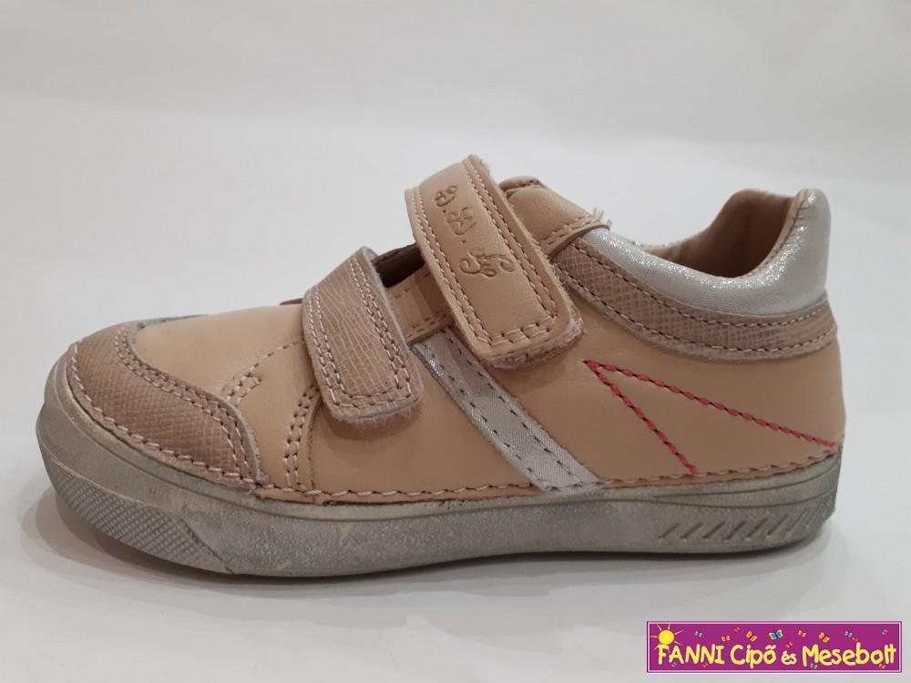 D.D.step lány gyerekcipő 31-36 barack - Fanni cipő és mesebolt d87dfe094c