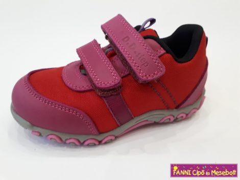 D.D. step lány vízálló gyerekcipő 31-36 bordó L
