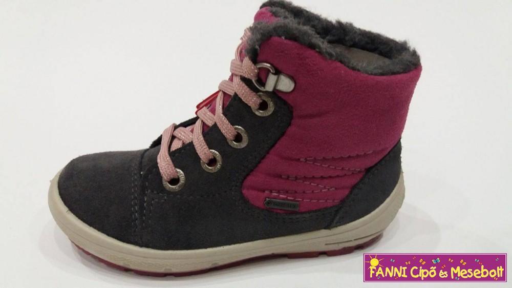 17a8d87d0bea Superfit lány GORE-TEX vízálló bundás bakancs 25-30 - Fanni cipő és ...