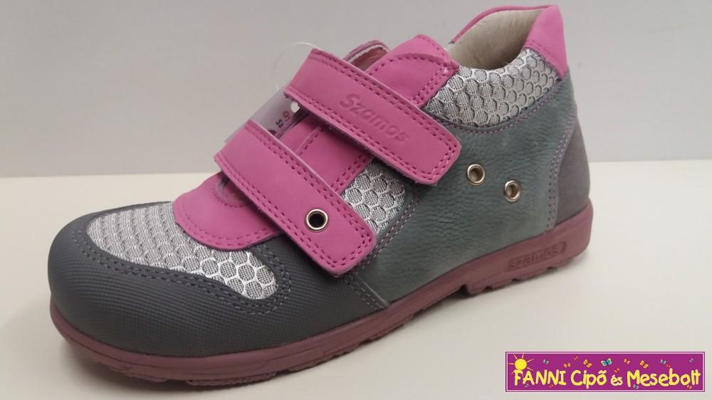 4e479daa71 Szamos lány szupinált gyerekcipő 30-35 - Fanni cipő és mesebolt