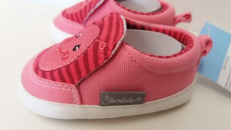 Sterntaler kocsicipő