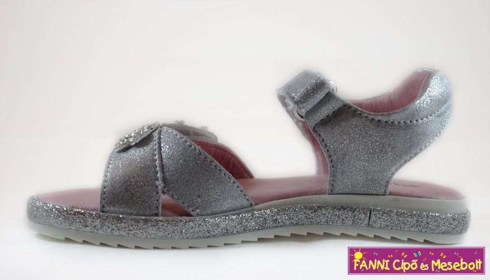 Richter lány szandál silver 27-35 - Fanni cipő és mesebolt b76119272d