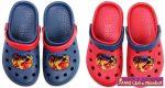 Miraculous Ladybug EVA habos papucs 23-34-KÉK-29/30-AS UTOLSÓ PÁR