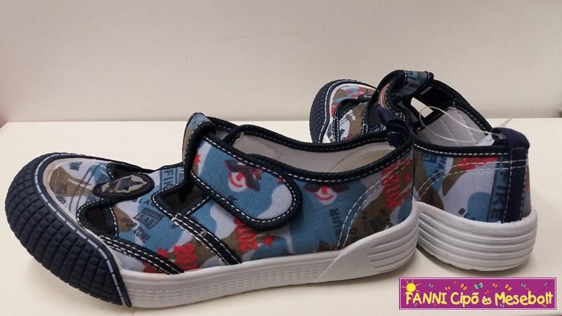 Super Gear fiú vászoncipő 30-35 - Fanni cipő és mesebolt c66f0da515