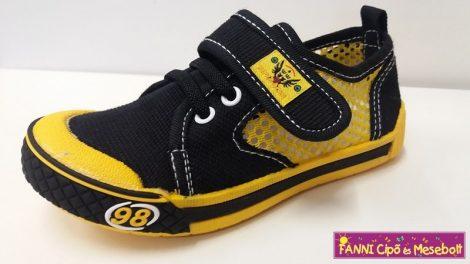 Super Gear fiú vászoncipő 30-35