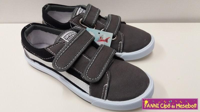 Super Gear fiú vászoncipő 31-36 - Fanni cipő és mesebolt c9e6afff6b
