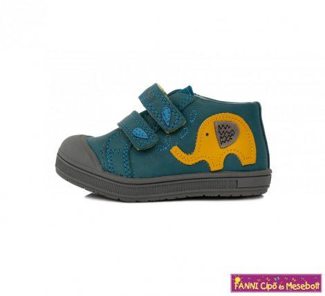 Ponte20 fiú szupinált gyerekcipő 22-27 kék elefántos