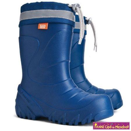 Demar Mammut  kék EVA  csizma/hótaposó 24-35