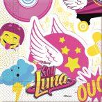 Disney Soy Luna szalvéta 20 db-os