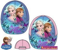 Disney Frozen, Jégvarázs gyerek baseball sapka 52-54cm