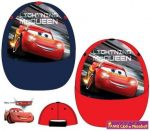 Disney Cars, Verdák gyerek baseball sapka 52-54cm-..