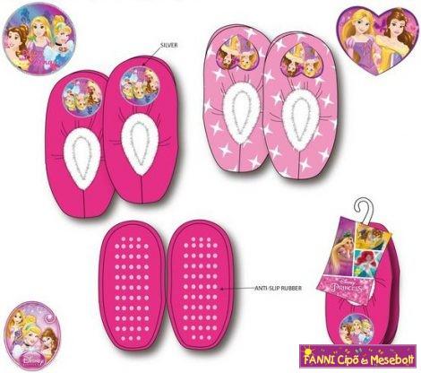 Gyerek téli papucs Disney Princess, Hercegnők