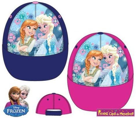 Disney Frozen, Jégvarázs babeball sapka 52-54 cm