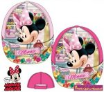 Disney Minnie gyerek baseball sapka 52-54cm