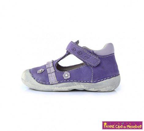 D.D. step lány szandálcipő /balerinacipő 19-24 Lavender