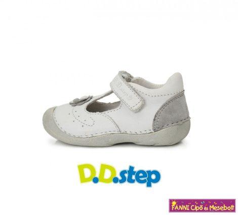 D.D. step lány szandálcipő/balerinacipő 19-24 White