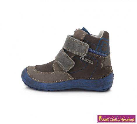 """D.D.step fiú """"Barefoot"""" gyerekcipő 31-36 szürke-kék"""