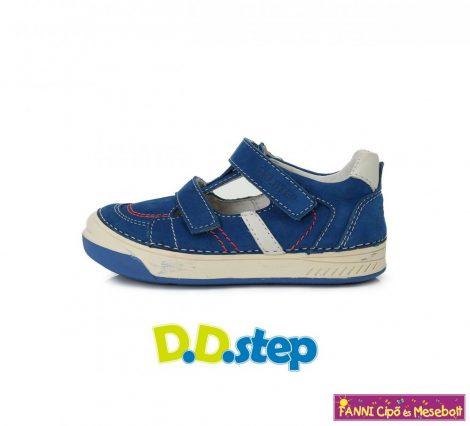 D.D. step fiú szandálcipő 25-30 kék-fehér