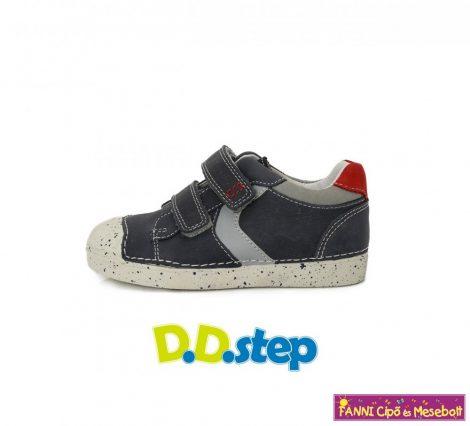 D.D.step fiú gyerekcipő 25-30 kék-fehér