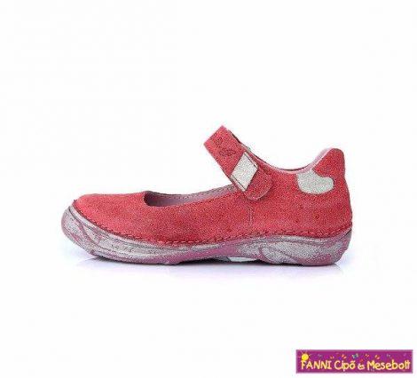 D.D.step lány szandálcipő/balerinacipő 31-36 piros