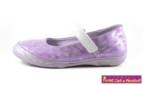 D.d.step lány szandálcipő/balerinacipő 31-36 MAUVE
