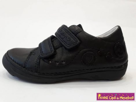 D.D. step lány gyerekcipő 31-36 fekete L