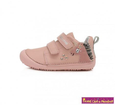 D.D. step lány gyerekcipő 25-30 pink unikornisos