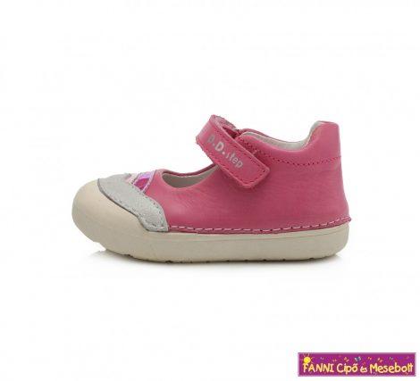 """D.D. step lány """"Barefoot"""" szandálcipő/balerinacipő 20-25 pink"""