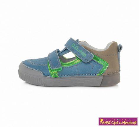 D.D. step fiú szandálcipő 25-30 v.kék-zöld
