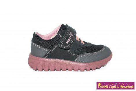 Superfit lány gyerekcipő 21-29 SPORT7 MINI v.szürke-rózsaszín