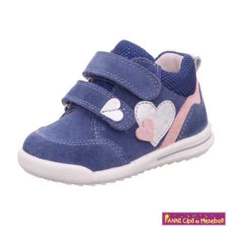 Superfit lány gyerekcipő 21-26 AVRILE MINI kék-róza