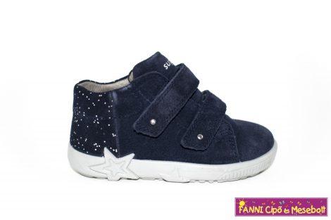 Superfit lány gyerekcipő 22-26 STARLIGHT kék csillagos