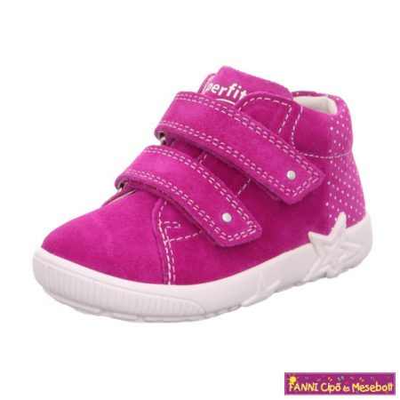 Superfit lány gyerekcipő 21-26 STARLIGHT rosa