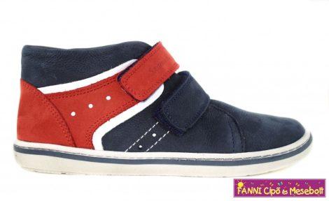 Szamos fiú gyerekcipő 31-35 kék/piros/fehér