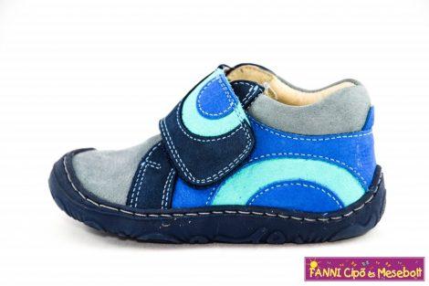 Szamos fiú első lépés gyerekcipő 18-24, kék-zöld