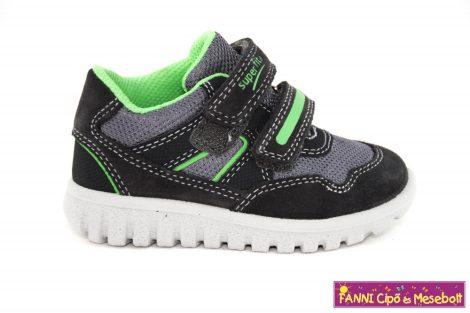 Superfit fiú gyerekcipő 20-31 szürke-zöld