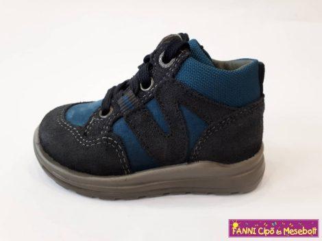 Superfit fiú zárt cipő 19-28 s.szürke/kék