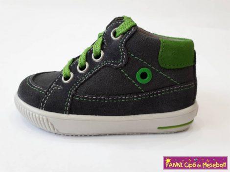 Superfit fiú zárt cipő 19-28 szürke-zöld
