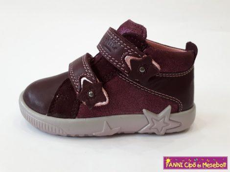Superfit lány zárt cipő 21-26 bordó