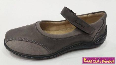 Szamos lány  szandálcipő/balerínacipő 31-40 szürke