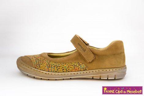 Szamos lány szandálcipő/balerinacipő 31-35 beige