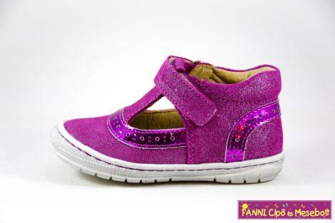 Szamos lány felvezetőpántos szandálcipő/balerinacipő 17-24 pink