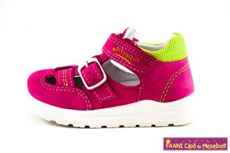 Superfit lány szandálcipő 19-24 MEL-rózsaszín-zöld