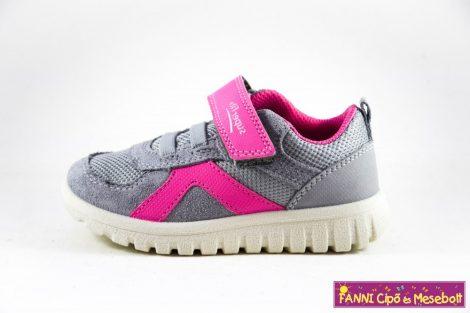 Superfit lány gyerekcipő 20-35 SPORT7 MINI szürke-rózsaszín