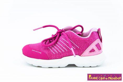 Superfit lány sportcipő 23-28 RUSH rózsazsín