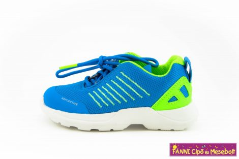Superfit fiú sportcipő 23-28 RUSH  kék-zöld