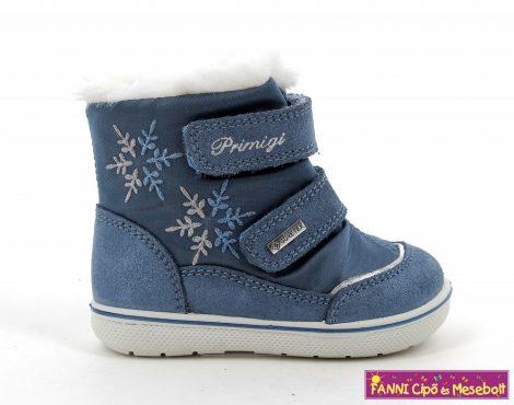 Primigi lány GORE-TEX/vízálló téli bélelt gyerekcipő 24-29, 8356800