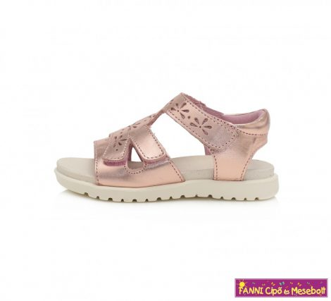 """D.D.step lány """"WALKING ON AIR"""" szandál 25-30 rózsaszín"""