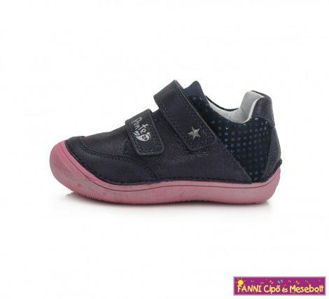 Ponte20 lány szupinált gyerekcipő 24-29 sötétkék