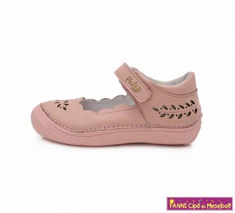 Ponte20 lány szupinált szandálcipő/balerinacipő 24-29 Pink mintás